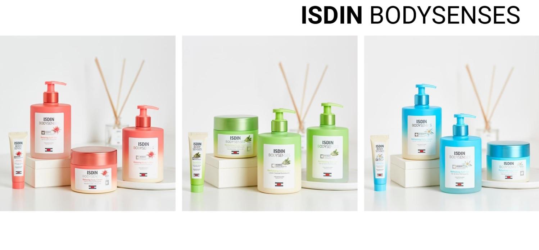 Isdin BodySenses gama de Productos en Farma2go