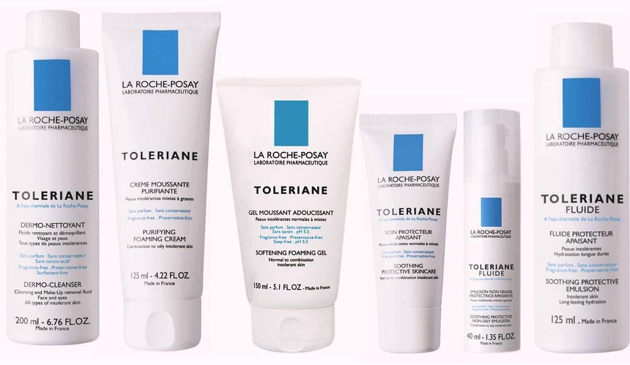La Roche Posay Toleriane gama de productos en farma2go