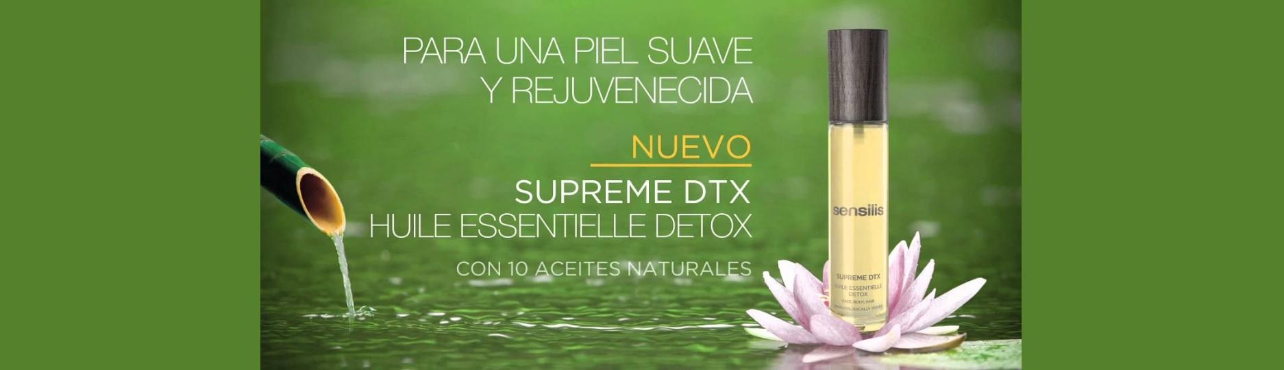 SensilisSupreme DTX Aceite Esencial en Farma2go