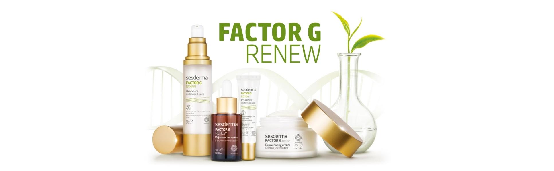 Sesderma G Renew gama de productos en Farma2go