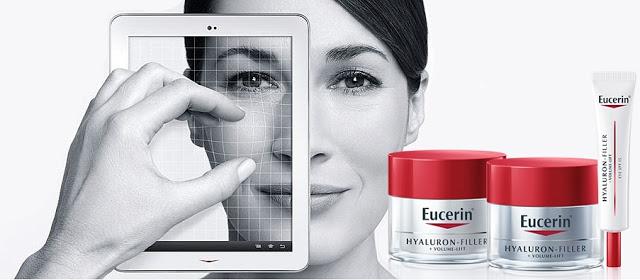 eucerin hyaluron-filler volume-lift crema