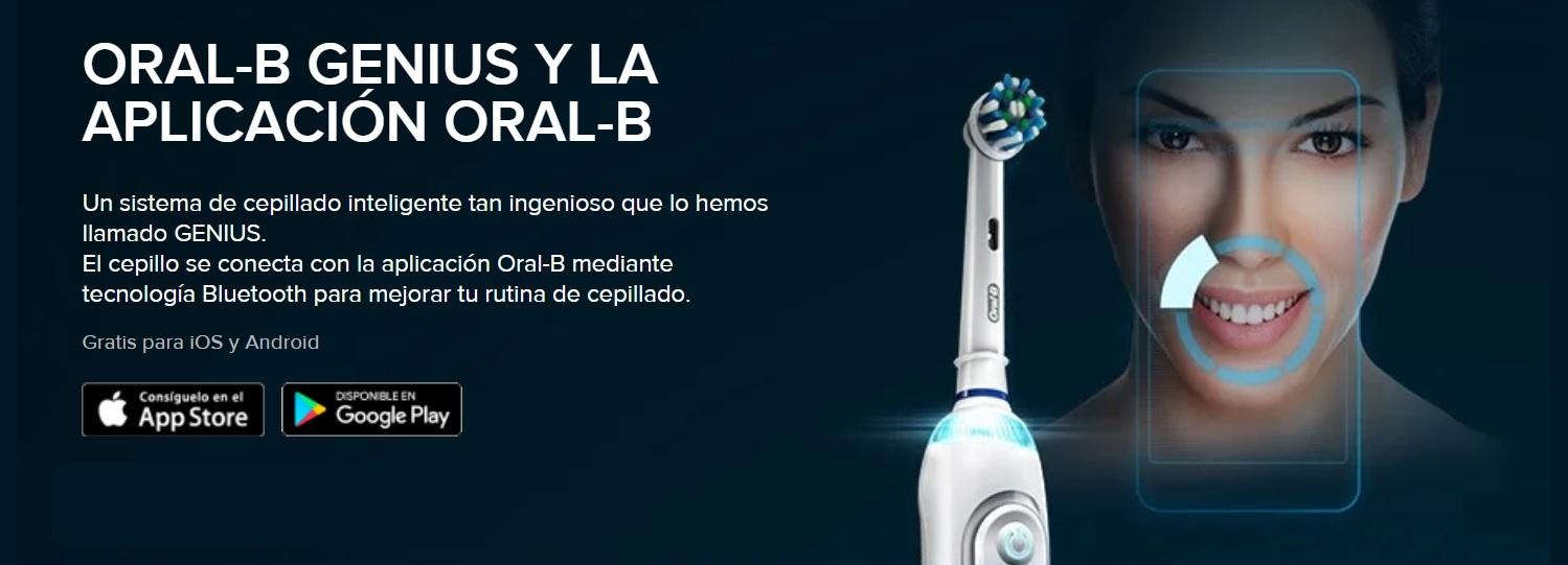 Oral-b aplicacion para cepilllarse los dientes
