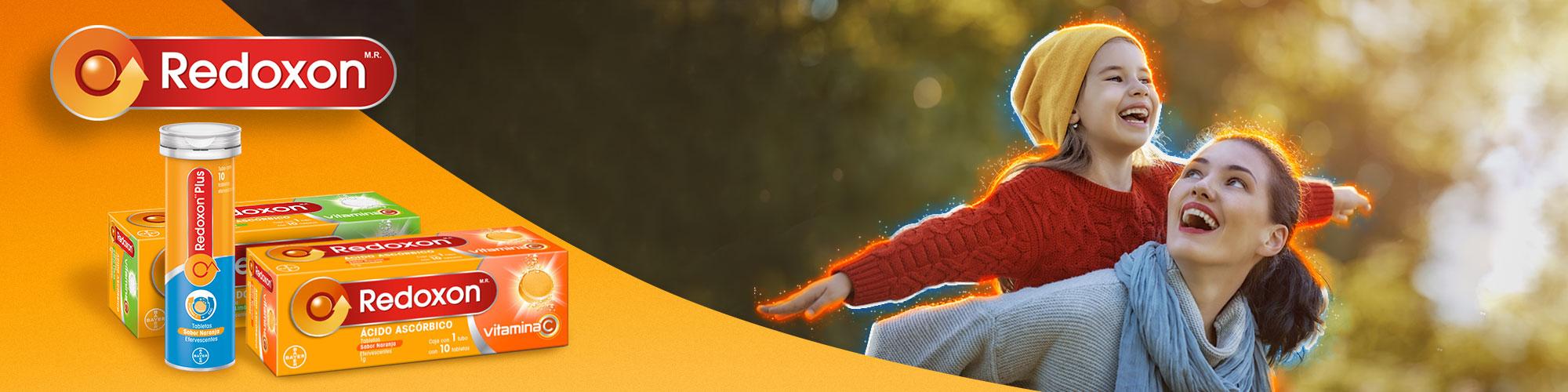 Redoxon Complejo Vitaminico Defensas