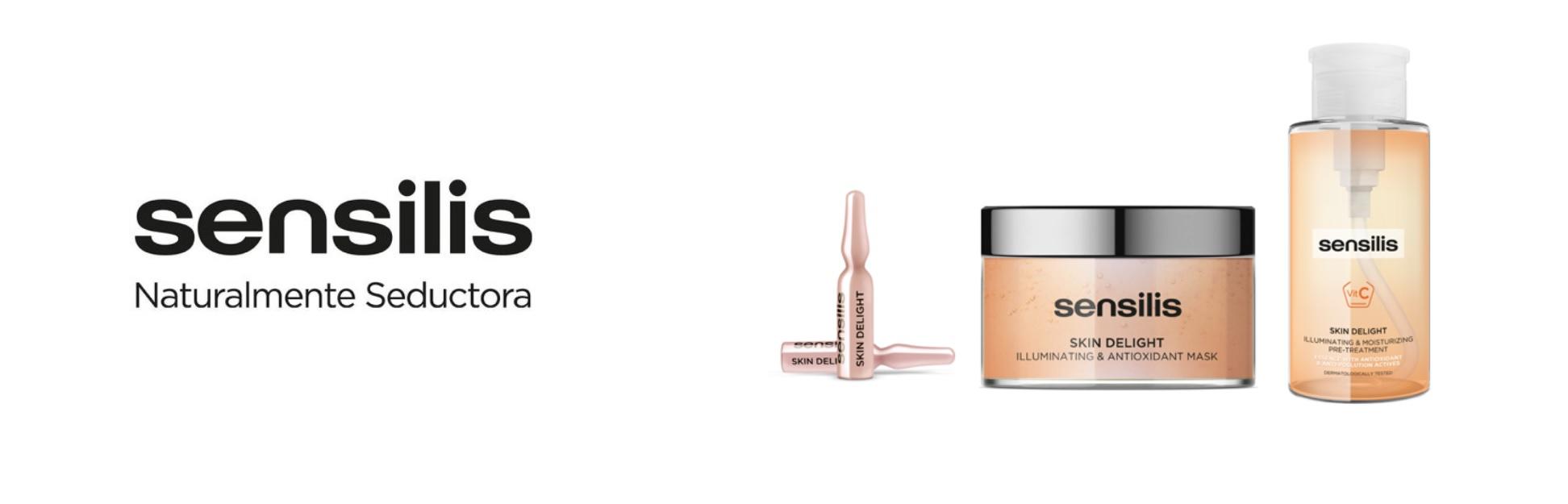 sensilis Skin delight gama de productos en farma2go