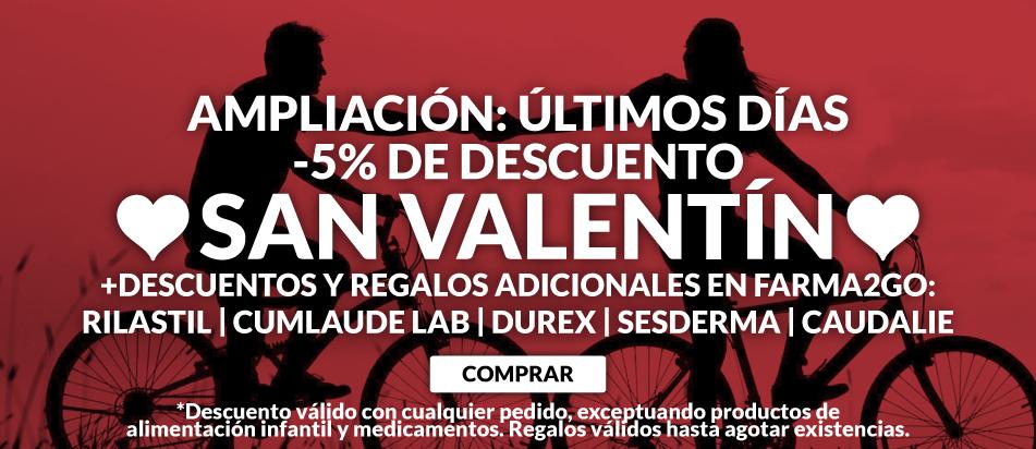 -5% DE DESCUENTO