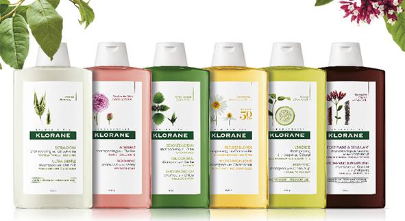 Productos Klorane