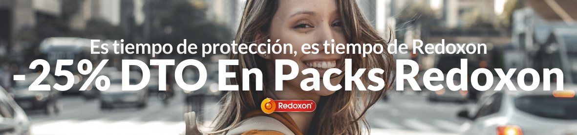 -25% de Dto en packs redoxon