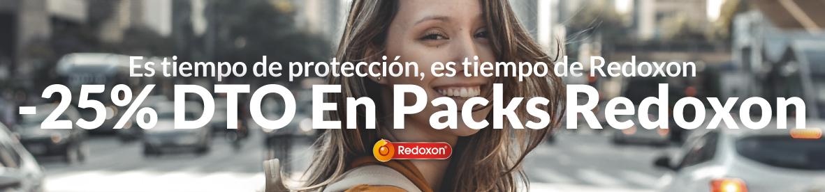 -25% de Dto en packs redoxon